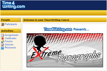 Extreme Paragraphs Writing Course