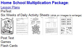 Math Made Easy Multiplication