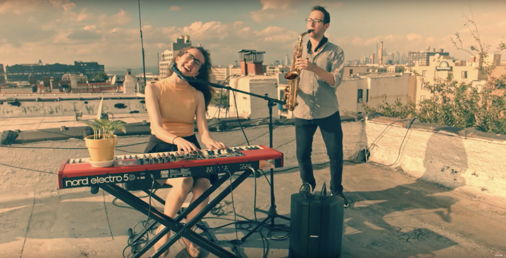 Happy - Brooklyn Rooftop Sessions