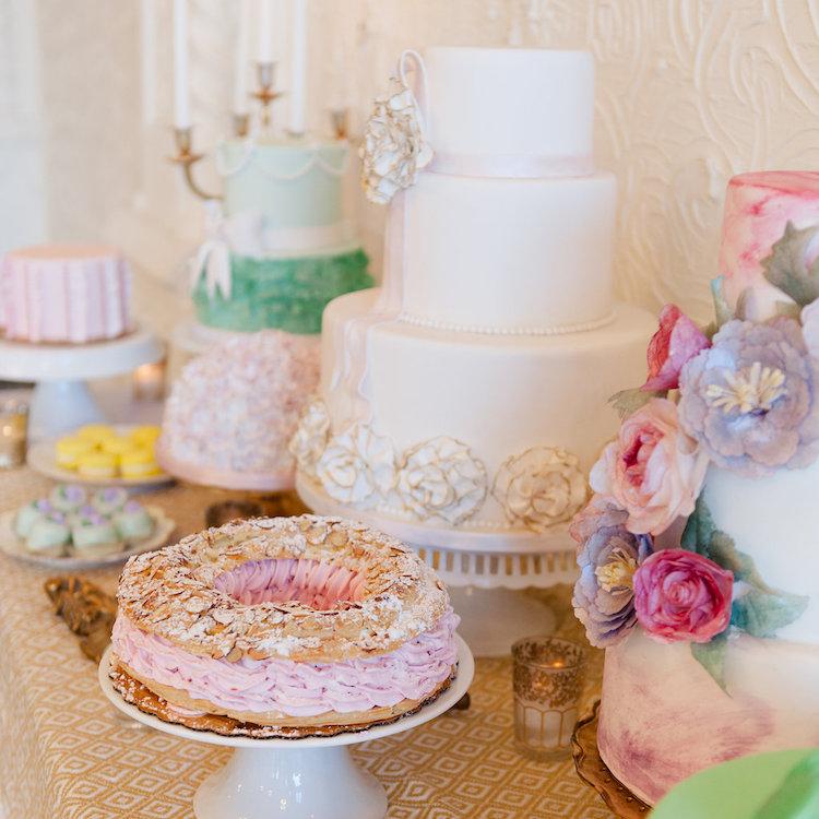 Gateaux - [cakes]
