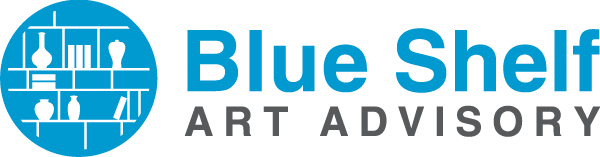 Blue Shelf Art Advisory