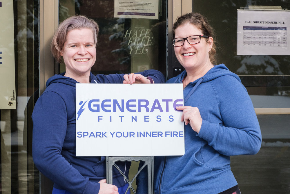 Generate Fitness - 17210 106a Ave