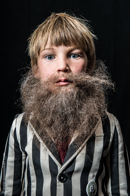 © Ian Crockart / World Beard and Moustache Championship