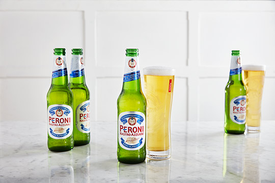 © Tim Atkins / Live & Breathe / Peroni / Drinks styling by Pete Saunders