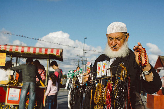 © David Hares / Istanbul