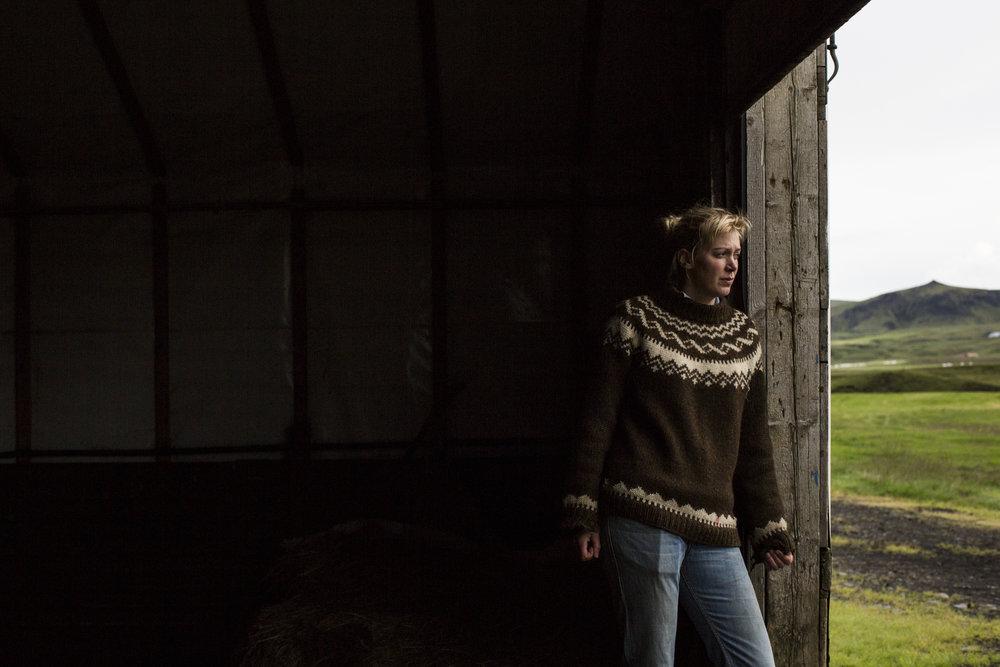 © River Thompson. Icelandic Women.