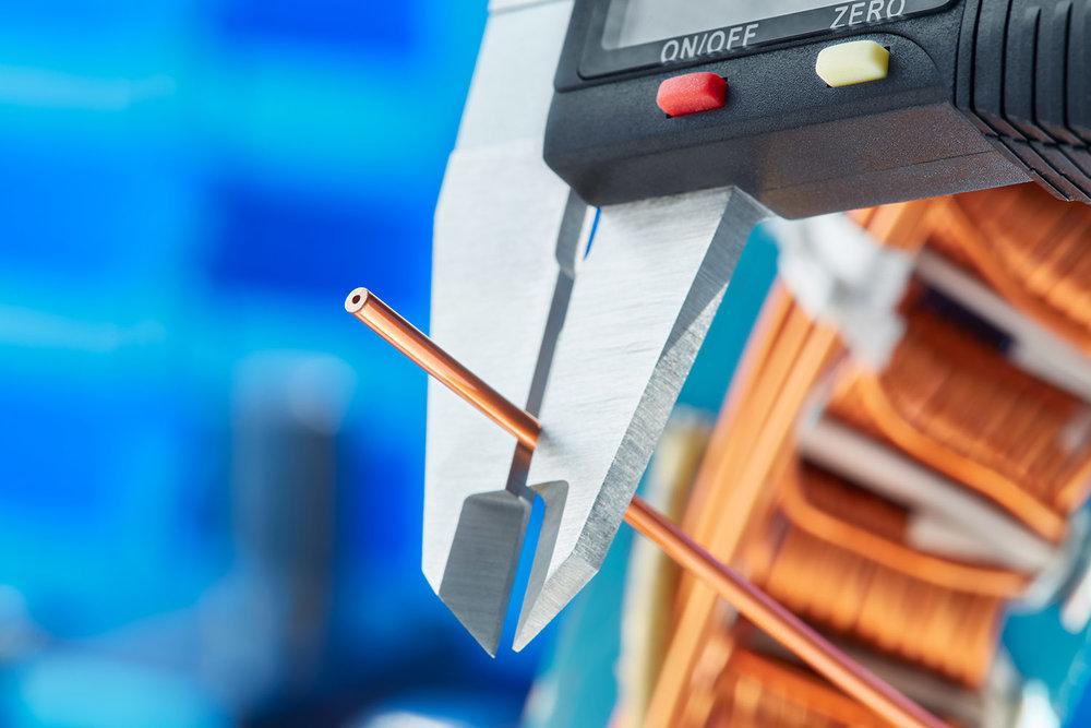 ….Wir behalten einenKühlen KerN mit capcooltech®..Genuine innovation made possible by a cool core.capcooltech®…. -