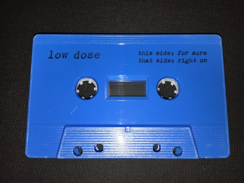 Low Dose - For Sure cassingle