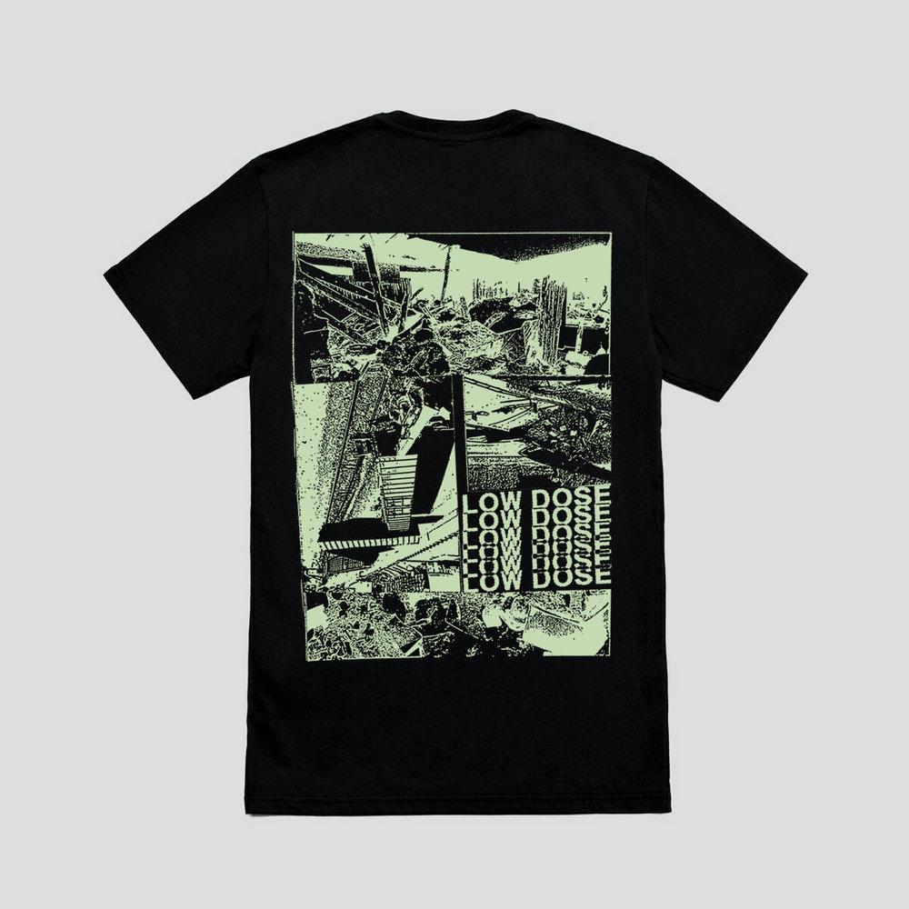 Low Dose 'Mental Healing' t-shirt