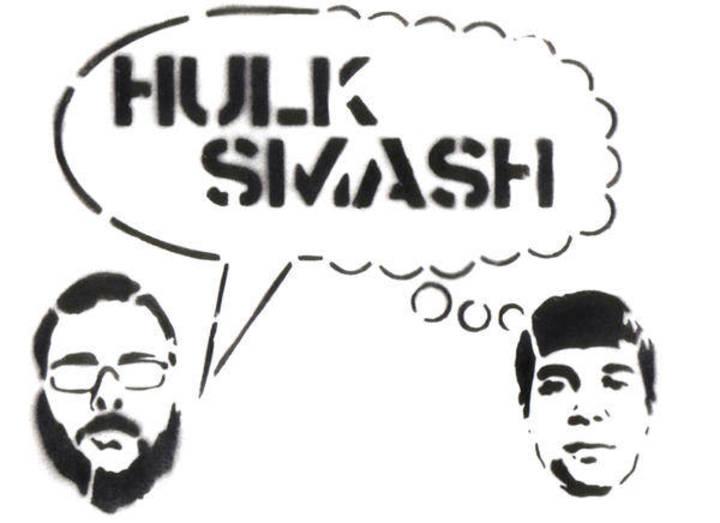 HULK SMASH - TWO PIECE NOISE PUNK DUO FROM PHILADELPHIA
