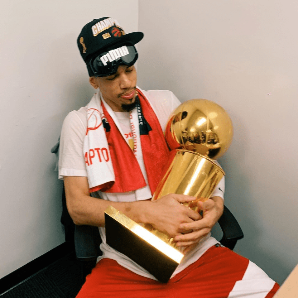 Championship Life Vegas Parties Parade Speeches Kawhi Impressions Inside The Green Room