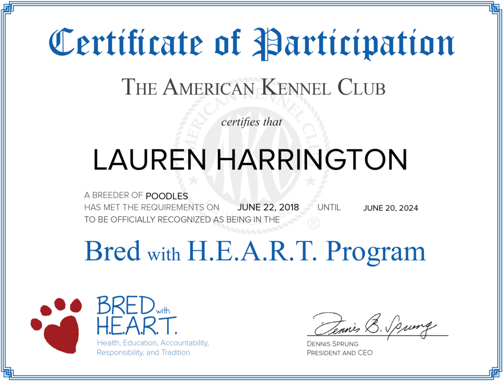 Bred with Heart Poodles Certificate.png