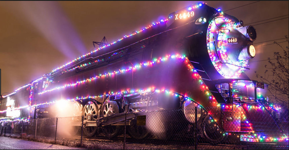 Holiday Express Train Sellwood