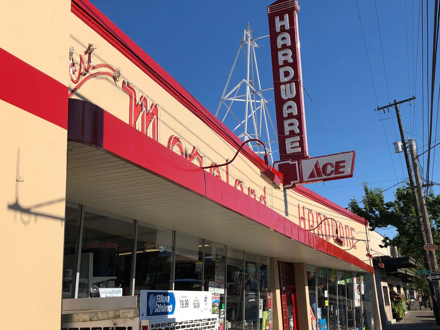Westmoreland ACE Hardware — Sellwood Moreland Business Alliance