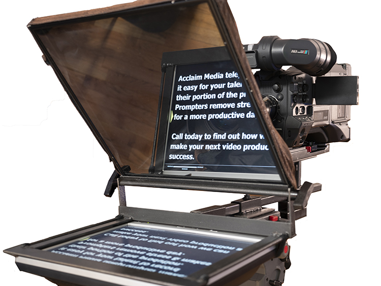 Chicago Teleprompter Services