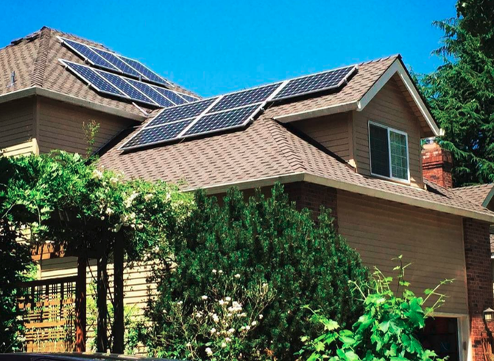 Newer home is perfect for solar