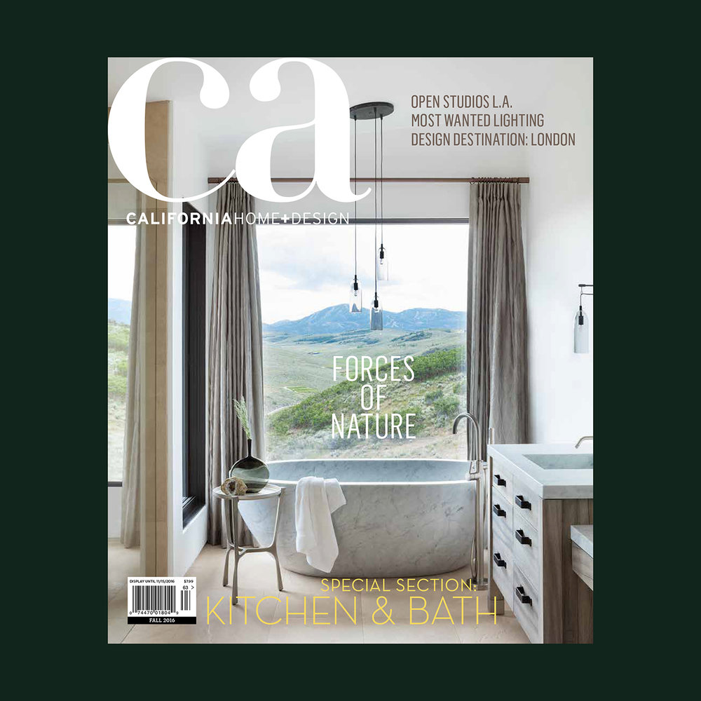 CA HOME AND DESIGN - CASA MODERNO   November 2016