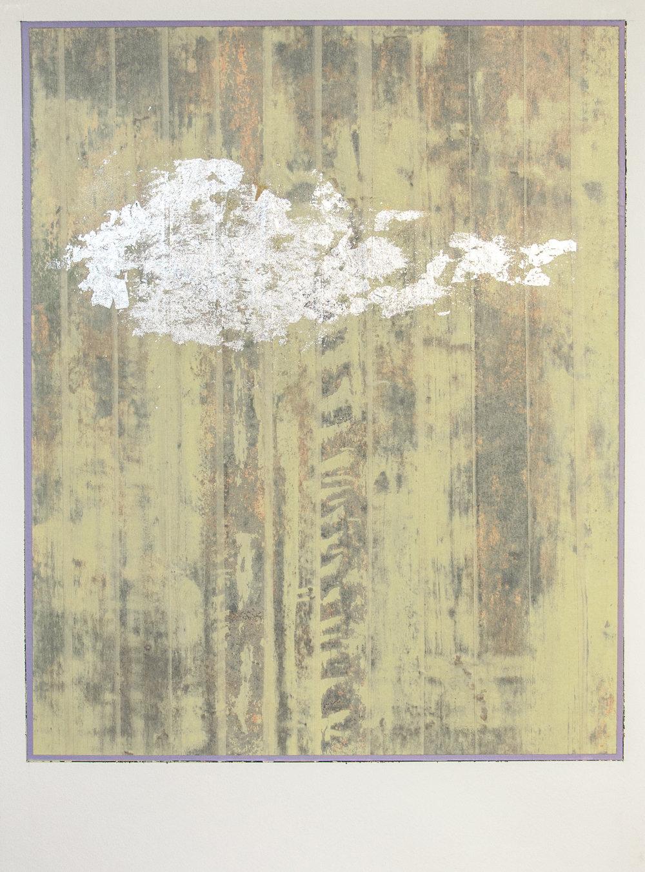 Polaroid - masked cloud #1