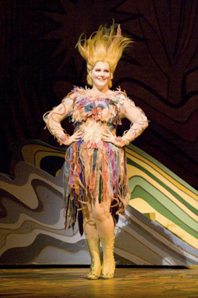 As Papagena, San Francisco Opera (Photo: Terrence McCarthy)