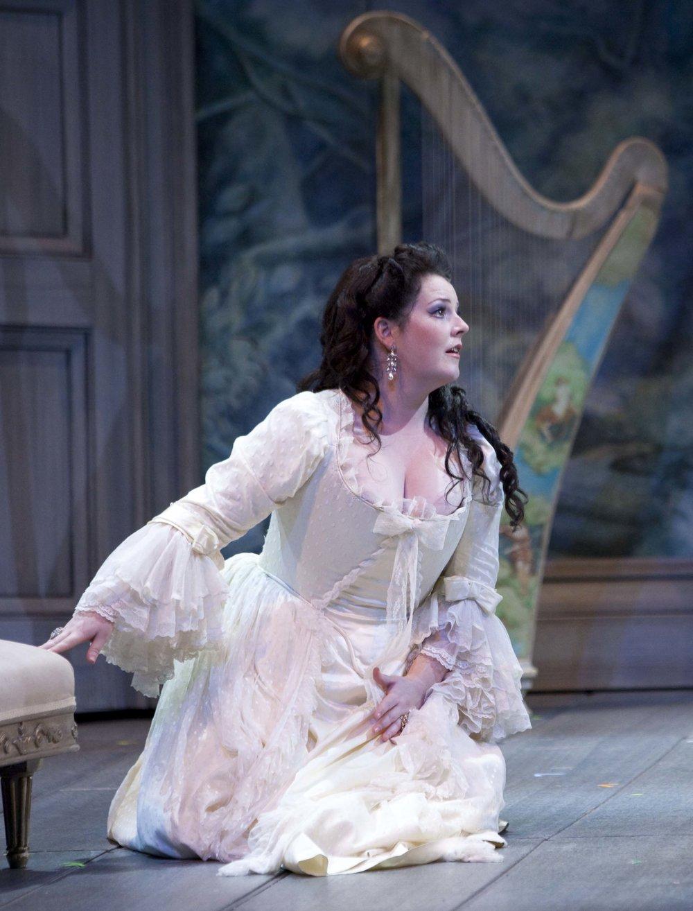 As The Countess (Photo: Tim Matheson)