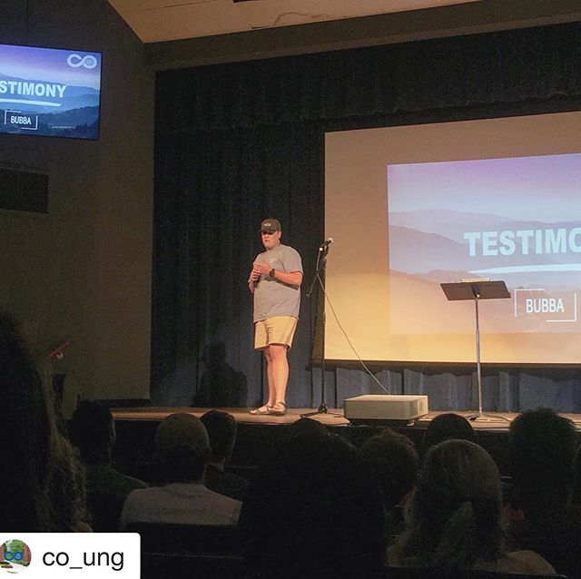 "#Repost @co_ung with @get_repost ・・・ WHAT A NIGHT!  Nate Nix kicked off the semester with a powerful question asking, ""What are you seeking?"" Definitely something to wrestle over. - - - - - - - - - - - - - -  Can't wait to see you next week! SAME TIME + SAME PLACE"