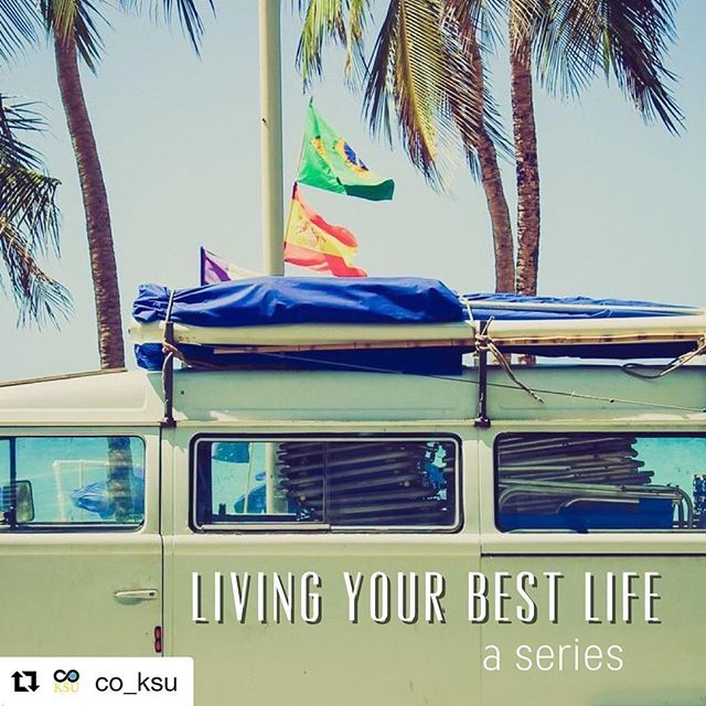 KSU will be having meetings Tuesday nights and working through their Living YourBest Life series 🚌 Praying together that many come and hear the Gospel 🙏🏽 #Repost @co_ksu with @get_repost ・・・ Join us TOMORROW night for our FIRST MEETING of the semester where we will kick off our new series: Living Your Best Life! Refreshments will begin at 7:30 and the meeting will start at 8. We hope to see you there ☺️ Address: 950 Shiloh Road NW