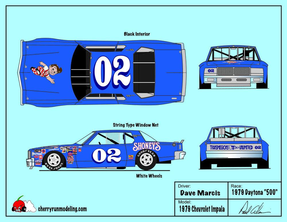 Dave Marcis 1979 Daytona 500.jpg