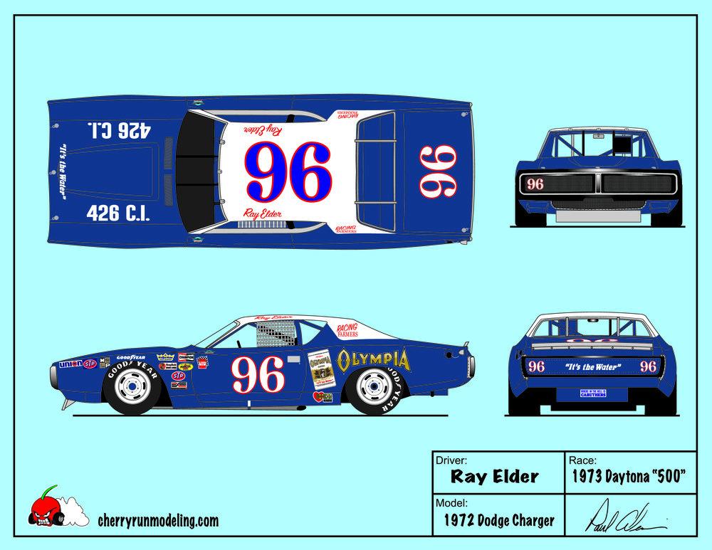 Ray Elder 1973 Daytona 500.jpg