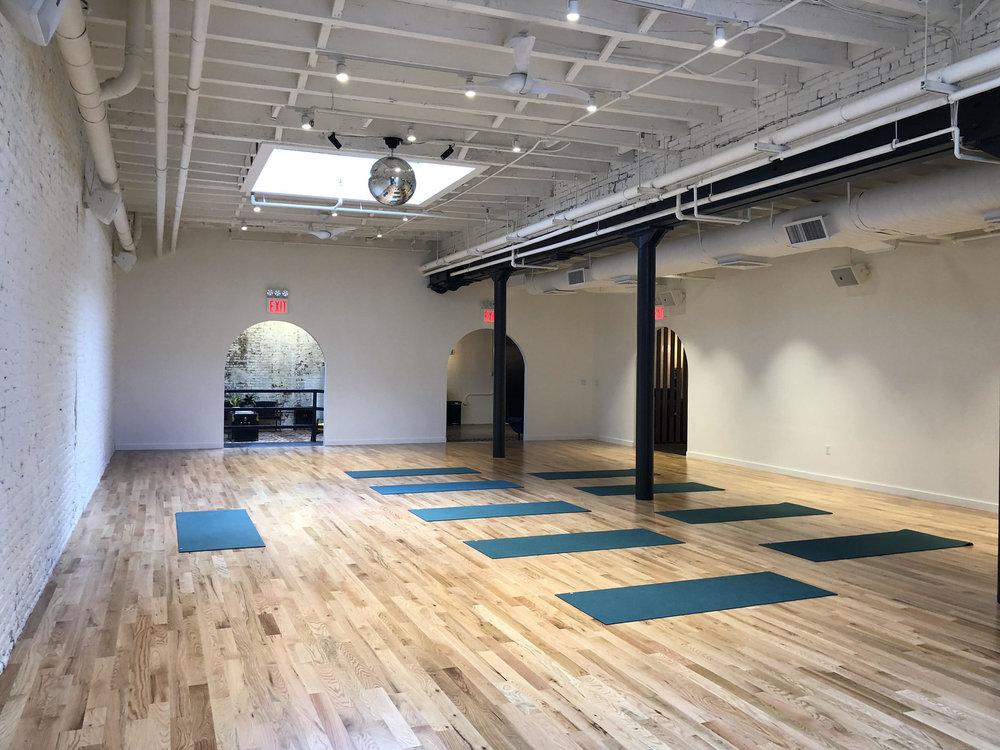 goodtimes yoga studio