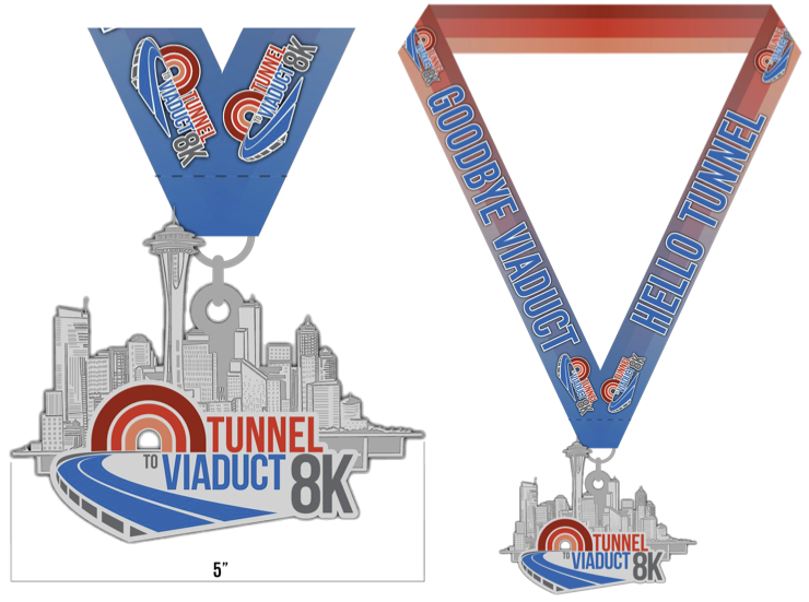 Commemorative Medal - Available for purchase until March 1