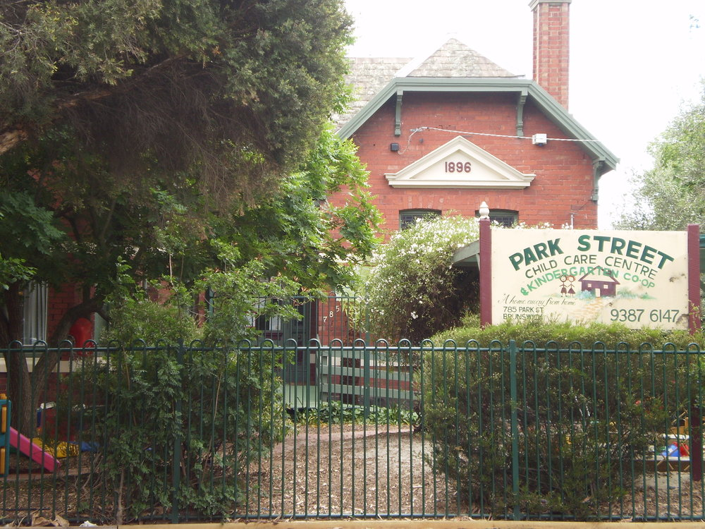 park street - We are an established community childcare and Kindergarten in the heart of Brunswick