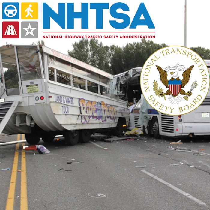 NTSB & NHTSA Findings -