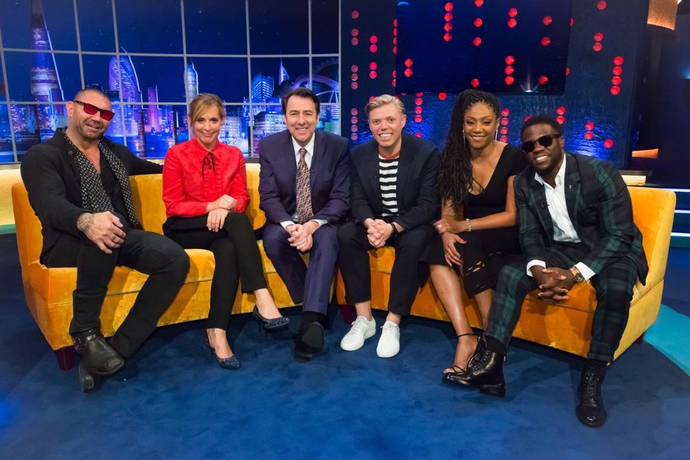 Watch All New Series - The Jonathan Ross Show S.13