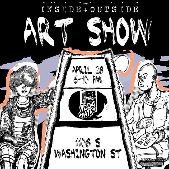 ‼️ SATURDAY | Bloomington‼️ 🌟✊🎨📝🥁 This will be a collection of visual, audio, and written works by both free and incarcerated artists to benefit prisoners selling their work. There will be art available to purchase, t-shirts, and food and drinks! There is a suggested donation to the show that will go towards IDOC Watch. We are a collective of activists inside and outside of prison. We exchange emotional, material, and legal support and work to challenge incarceration and the prison industrial complex as a whole. We relay prisoners' experiences and struggles through social media and events like this! Come support Indiana prisoners struggling against the IDOC!