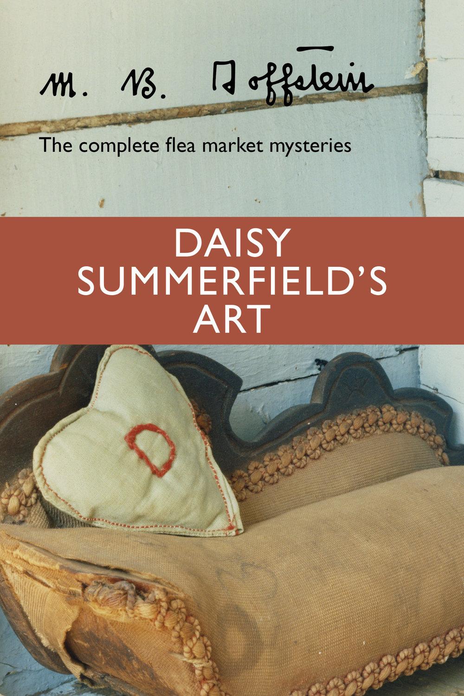 Daisy Summerfield's Art book cover