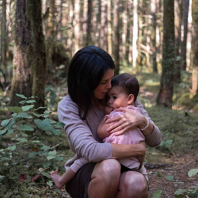 Forest bathing with this little one. My sweet girl loves to go for walks with me in the forest. It's our time to bond and reflect on the week that has paased. I hope this is a ritual that we will keep for a long time. Do you take your kids on dates? What activities do you do to connect with them?