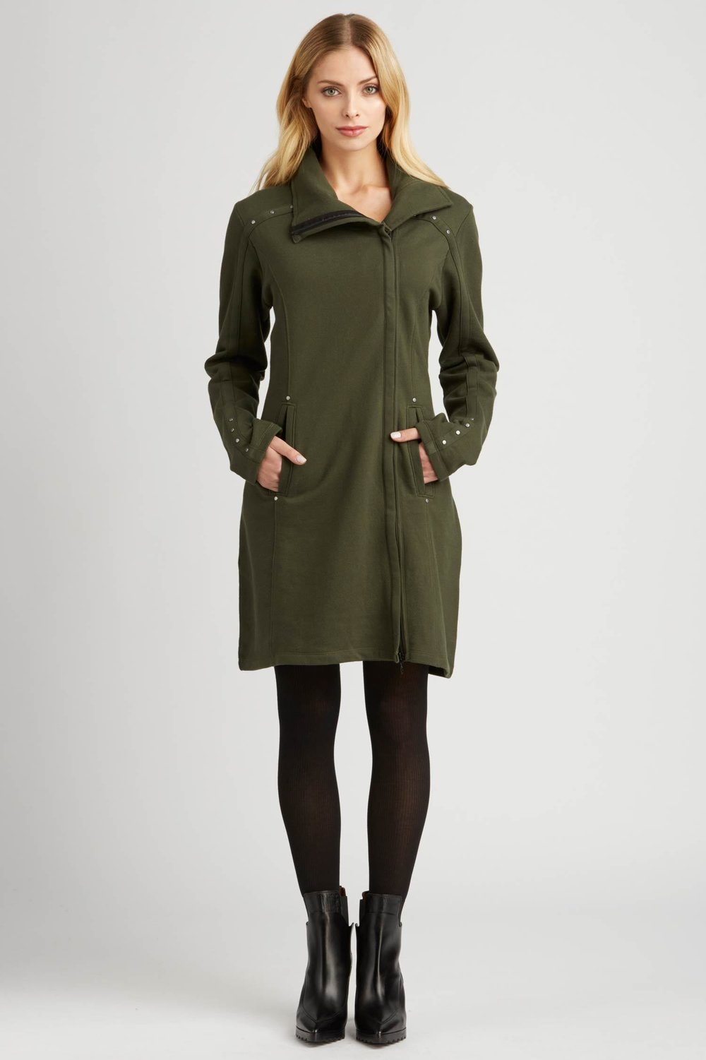 Women's Urban Zip Coat | $133.50 (normally $178)   *Unrelated side-note: this girl looks like a blonde version of Jessica Jones