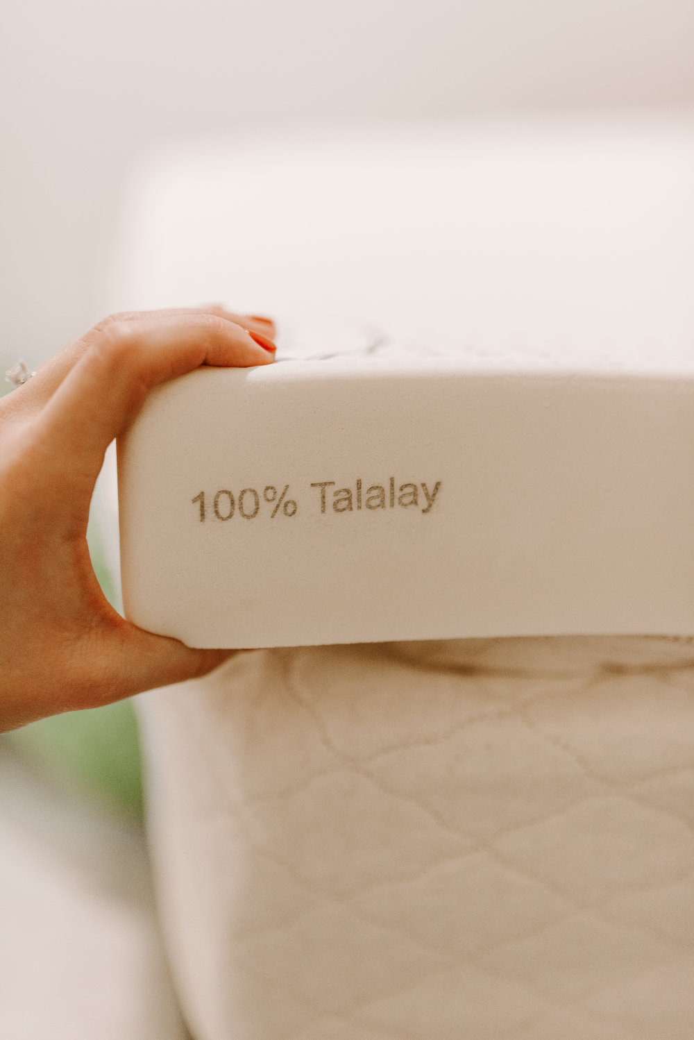 100% Talalay Latex