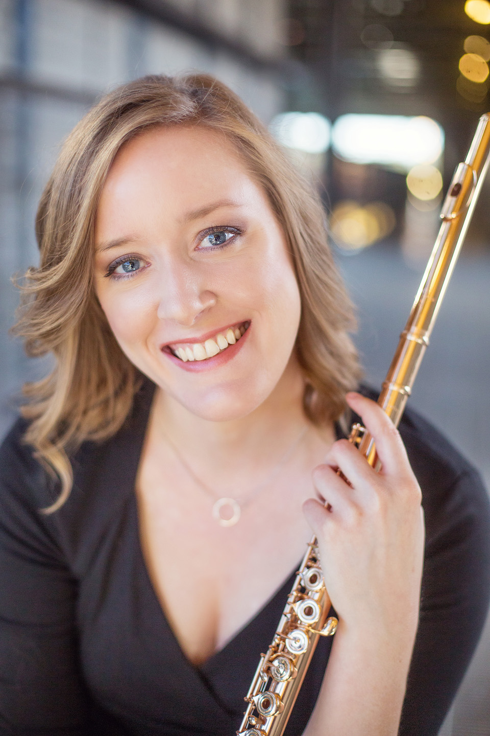 Martha Long,flute - Martha Conwell Long joined the Oregon Symphony as principal flute at the beginning of the 2016-2017 season. Previously she held the same position with the Fort Collins Symphony and the San Antonio Symphony.Learn more about Martha ➝