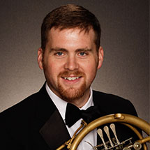 Graham Kingsbury, French horn - Assistant Principal Horn of the Oregon Symphony Orchestra
