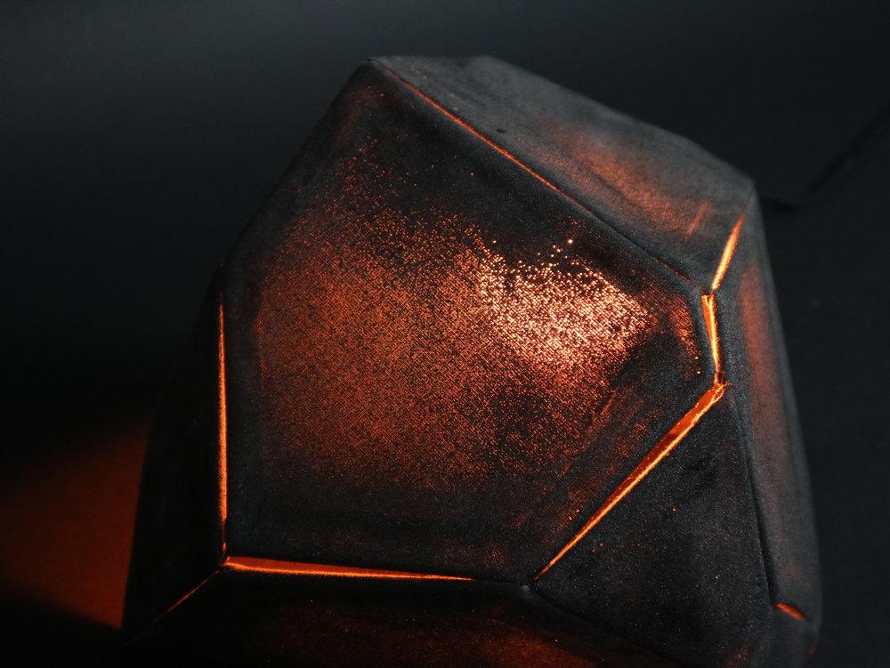 Lava Light Close-up