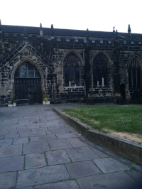 South Entrance of the Church