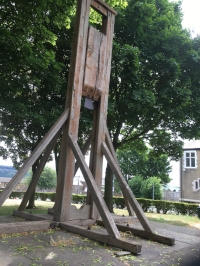The Gibbet of Halifax