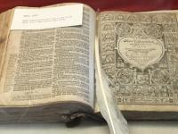 Fairbanks History 1602 Bible  England.JPG
