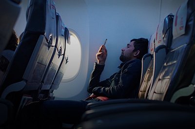 Airlines - Using Mobile Ethnography to help Airlines better understand key Customer Journey moments.