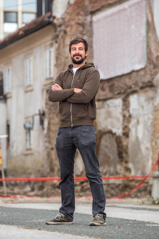 Boštjan Selinšek - koordinator za PR in medijske vsebine