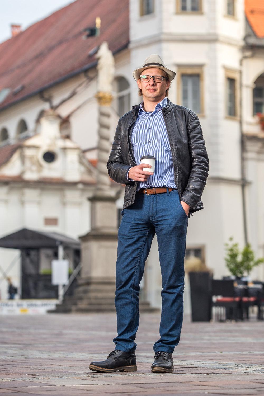 Igor Unuk - koordinator oblikovanja novih produktov