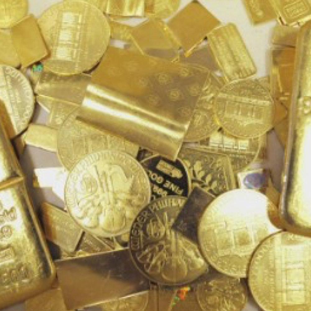 Der Schatz bestand aus 20 Tonnen Gold, im Wert von $400 Millionen -
