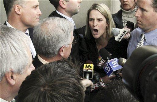 am 18. Februar 2011 wurde Mark Ciavarella in 12 der 39 Anklagepunkten schuldig gesprochen. -