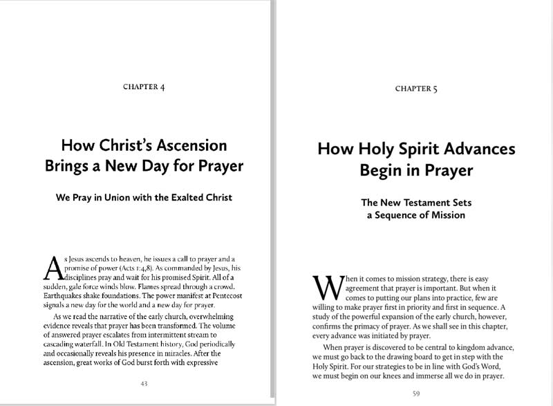 Disrupt your prayers - TWO FREE CHAPTERS of Disruptive Prayer.Rise above self-focused stress-relief prayer, and discover the adventure of Disruptive Prayer: Christ-seeking, kingdom-expanding prayer.